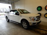 2019 Oxford White Ford F150 XLT SuperCrew 4x4 #131761158