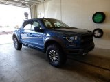 2019 Performance Blue Ford F150 SVT Raptor SuperCrew 4x4 #131761155