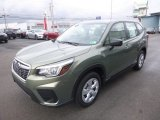 Subaru Forester Data, Info and Specs