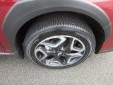 Subaru Crosstrek 2019 Wheels and Tires