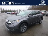 2019 Modern Steel Metallic Honda CR-V EX-L AWD #131789201