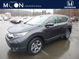2019 Modern Steel Metallic Honda CR-V EX AWD #131789198
