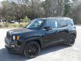 2018 Black Jeep Renegade Altitude #131789298