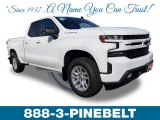 2019 Summit White Chevrolet Silverado 1500 RST Double Cab 4WD #131789021
