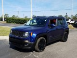 2017 Jetset Blue Jeep Renegade Latitude #131789322