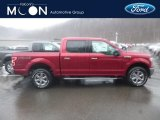 2019 Ruby Red Ford F150 XLT SuperCrew 4x4 #131789219