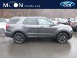 2019 Magnetic Ford Explorer XLT 4WD #131789216