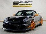 2007 Black/Orange Porsche 911 GT3 RS #131789157