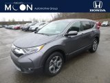 2019 Modern Steel Metallic Honda CR-V EX AWD #131789205