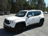 2018 Alpine White Jeep Renegade Altitude #131789306