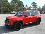 2018 Colorado Red Jeep Renegade Altitude #131789305