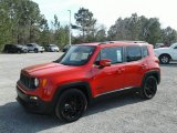2018 Colorado Red Jeep Renegade Altitude #131789302