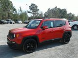 2018 Colorado Red Jeep Renegade Altitude #131789301