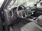 2019 Chevrolet Silverado 1500 RST Double Cab 4WD Jet Black Interior