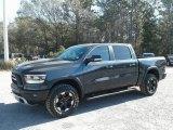 2019 Maximum Steel Metallic Ram 1500 Rebel Crew Cab 4x4 #131807368