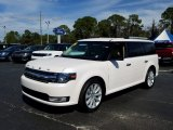 2019 White Platinum Ford Flex SEL #131807344