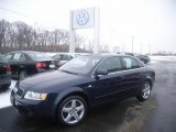2004 Moro Blue Pearl Effect Audi A4 3.0 quattro Sedan #1317549