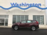 2019 Basque Red Pearl II Honda CR-V LX AWD #131820191