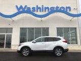 2019 Platinum White Pearl Honda CR-V EX-L AWD #131820184