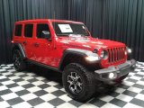 2019 Jeep Wrangler Unlimited Firecracker Red