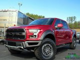 2019 Ruby Red Ford F150 SVT Raptor SuperCrew 4x4 #131850789