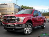 2019 Ruby Red Ford F150 XLT SuperCrew 4x4 #131850791