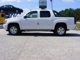2009 Chevrolet Avalanche Z71 4x4 Data, Info and Specs