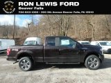 2019 Magma Red Ford F150 STX SuperCab 4x4 #131858112
