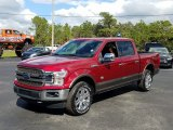 2019 Ruby Red Ford F150 King Ranch SuperCrew 4x4 #131858188