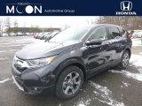 2019 Gunmetal Metallic Honda CR-V EX AWD #131886725