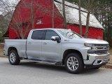 2019 Chevrolet Silverado 1500 Silver Ice Metallic