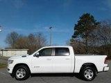 2019 Bright White Ram 1500 Big Horn Crew Cab 4x4 #131886557