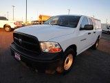 2012 Bright White Dodge Ram 1500 ST Quad Cab 4x4 #131886806