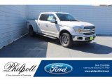 2019 White Platinum Ford F150 King Ranch SuperCrew 4x4 #131886742