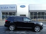 2016 Shadow Black Ford Explorer Limited 4WD #131907379