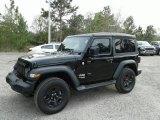 2019 Jeep Wrangler Black