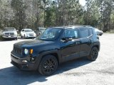 2018 Black Jeep Renegade Altitude #131907433