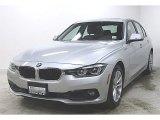 2018 Glacier Silver Metallic BMW 3 Series 320i xDrive Sedan #131924353