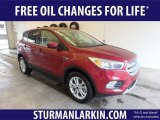 2019 Ruby Red Ford Escape SE 4WD #131924396