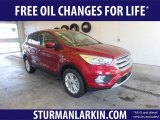 2019 Ruby Red Ford Escape SEL 4WD #131924390