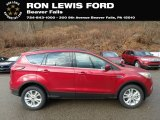 2019 Ruby Red Ford Escape SEL 4WD #131924368