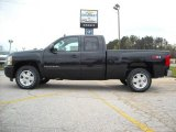 2009 Chevrolet Silverado 1500 LTZ Extended Cab Data, Info and Specs
