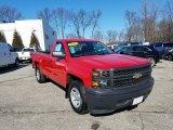 2014 Victory Red Chevrolet Silverado 1500 WT Regular Cab #131955921