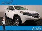 2012 Taffeta White Honda CR-V LX 4WD #131964611