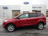 2019 Ruby Red Ford Escape SE 4WD #131964664