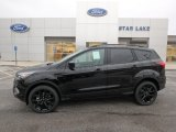 2019 Agate Black Ford Escape SE 4WD #131964663
