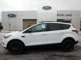 2019 Oxford White Ford Escape SE 4WD #131964662