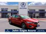 2019 Acura ILX Premium Data, Info and Specs