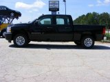 2009 Black Chevrolet Silverado 1500 Crew Cab #13176209