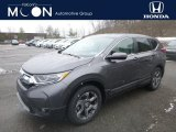 2019 Modern Steel Metallic Honda CR-V EX AWD #131964529